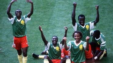 """Nepomnyashchy: """"Lo de Camerún en Italia '90 no fue un milagro"""""""