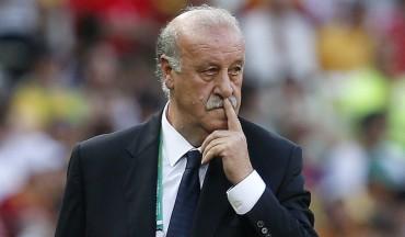 """Del Bosque: """"No concibo la Liga sin el Barça"""""""