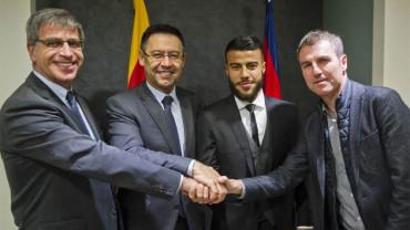 Rafinha renueva hasta 2020 con el Barcelona