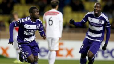VIDEO: Europa League, resumen del Mónaco 0-2 Anderlecht