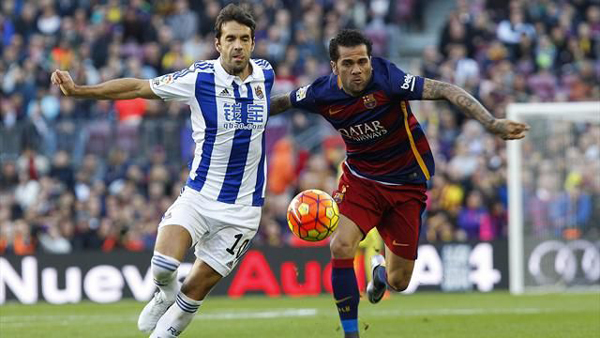 VIDEO: Liga BBVA: Resumen del Barcelona 4-0 Real Sociedad