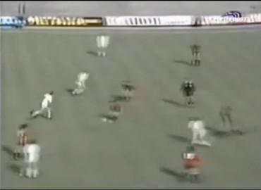 VIDEO: El España 1-2 Bélgica de la Euro 1980