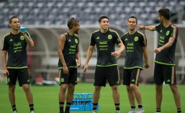 La Selección de México llega hoy a San Pedro Sula