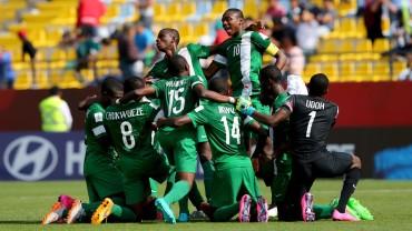 Nigeria, semifinalista en un rapto de inspiración
