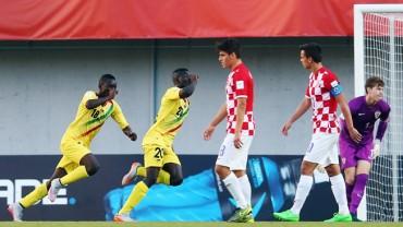 Malí impone su solidez ante Croacia