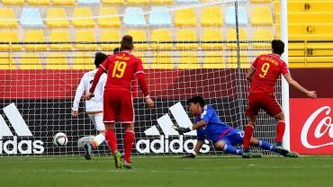 Bélgica deja a México sin el podio