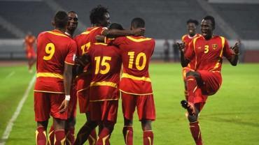 Jornada africana rumbo a la Copa Mundial de Rusia 2018
