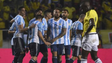 Resumen de la Jornada de las eliminatorias de la CONMEBOL