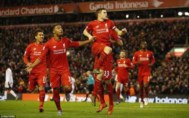 VIDEO: Premier League (J14): Liverpool 1-0 Swansea