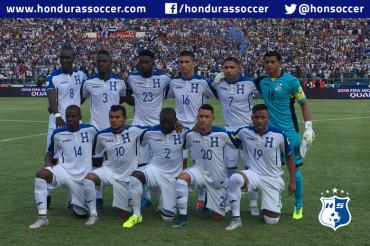 Honduras acumuló su segunda caída ante México