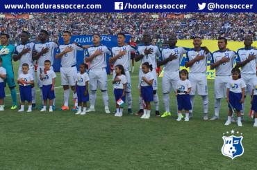 Las mejores imagenes del encuentro Honduras-México