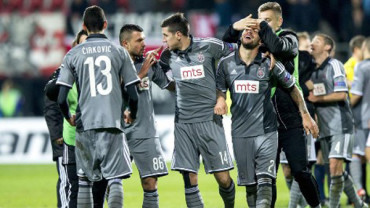 VIDEO: Europa League, resumen del AZ 1-2 Partizan Belgrado