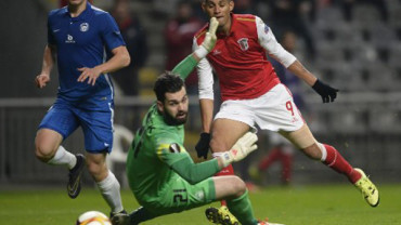VIDEO: Europa League, resumen del Braga 2-1 Liberec