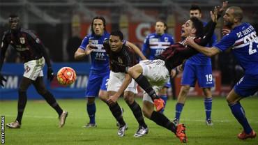 VIDEO: Serie A, resumen del Milan 4-1 Sampdoria