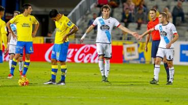 VIDEO: Liga BBVA, Resumen del Las Palmas 0-2 Deportivo