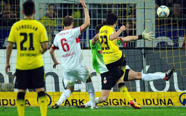 VIDEO: Bundesliga, resumen de B. Dortmund 4-1 Stuttgart