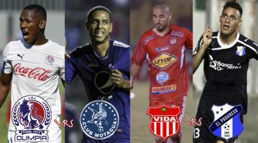 Definidos los cruces de las semifinales del Torneo Apertura 2015