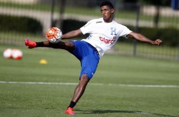 Choco Lozano se unirá este lunes a la selección de Honduras