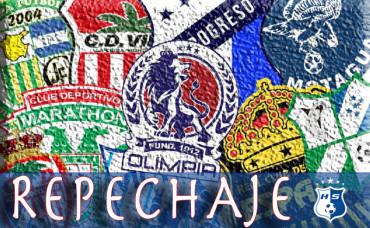 Hoy da inicio el repechaje del fútbol hondureño