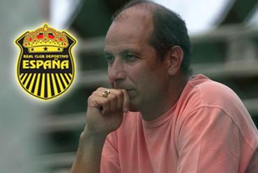 Miguel Falero se convierte en el nuevo entrenador del Real España