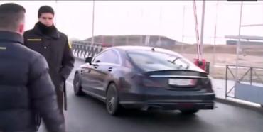 VIDEO: Cristiano sí luce el Lamborghini que no 'quiere' ahora Bale