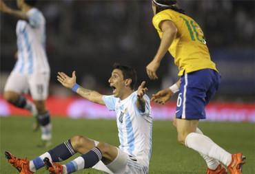 Colombia y Argentina buscan enderezar su eliminatoria