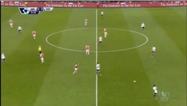 Video: Resumen del Arsenal 1-1 Tottenham