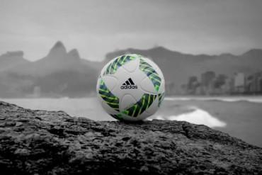 'Errejota', el balón de Río 2016