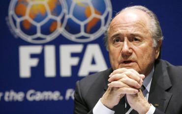 Blatter, ingresado en el hospital toda la semana