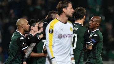 VIDEO: Europa League, resumen del Krasnodar 1-0 B.Dortmund