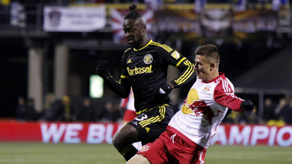 VIDEO: Resumen de Columbus Crew 2-0 New York Red Bulls