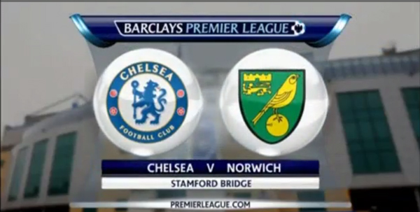 VIDEO: Resumen Premier League: Chelsea 1-0 Norwich City