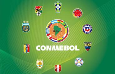 Hoy se juega la tercera jornada de las eliminatorias de la Conmebol