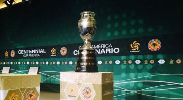 Conmebol define fechas de la Copa América Centenario