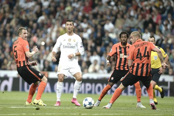 VIDEO: Champions League resumen del Shakhtar 3-4 Real Madrid
