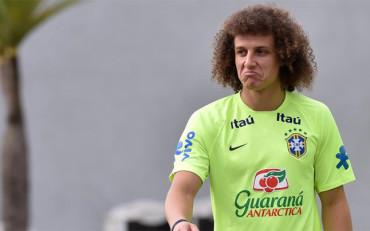 """David Luiz: """"Sin Messi Argentina pierde mucho potencial"""""""