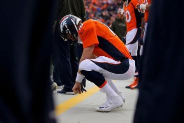 Peyton Manning sufre de fascitis plantar