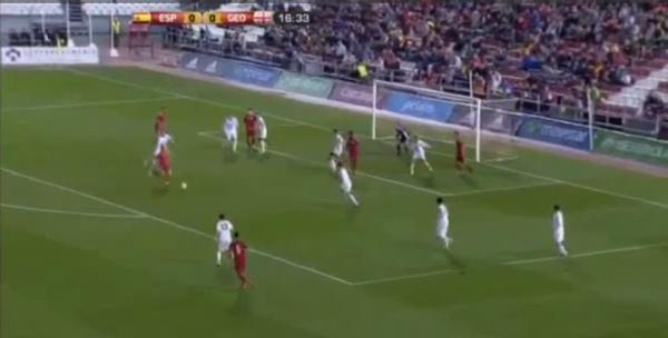 VIDEO: Deulofeu se desata ante Georgia con un hat-trick