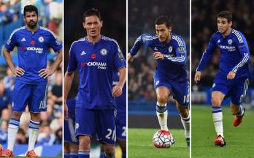 Mourinho pasará la 'escoba' en el Chelsea