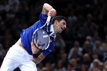Djokovic y Murray avanzaron a Cuartos en París