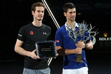 Novak Djokovic líder supremo en el ATP