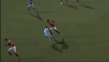 VIDEO: Burla a toda la defensa antes de marcar