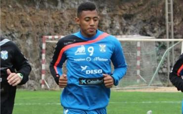 Tenerife continua valorando la lesión de Choco Lozano