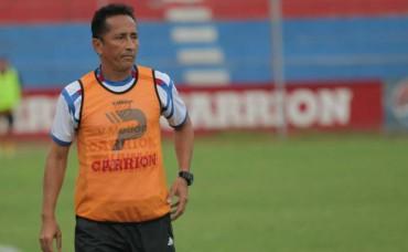 Jorge Pineda denunció persecución de los árbitros al Victoria