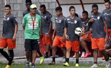 """Jairo Ríos: """"El equipo está motivamos y con mucha alegría"""""""