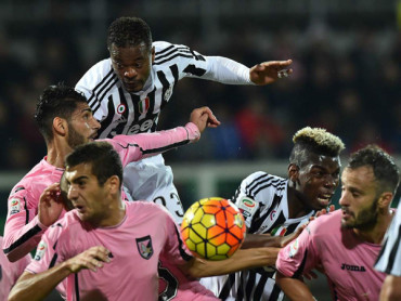 VIDEO: Seria A, resumen del Palermo 0-3 Jueventus