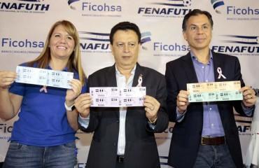 Agotada la boletería de Sombra para el juego Honduras-México