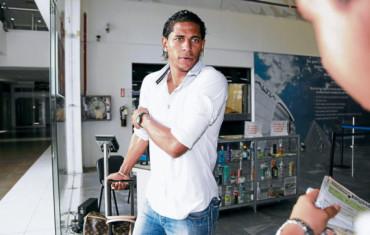 Carlo Costly será titular hoy con Olimpia en la Copa Presidente