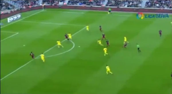 Video: Neymar y Suárez meten miedo