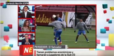 """Video: Faitelson a la Fesfut: """"Son unos bandidos, esos tienen jodido al fútbol de El Salvador"""""""